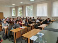 European experts at the PSU, seminars…